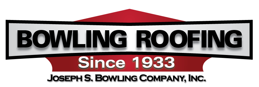 Bowling Roofing Logo.
